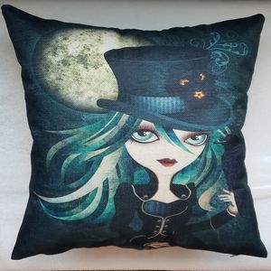 Other - Accent pillow/ Gothic / unique